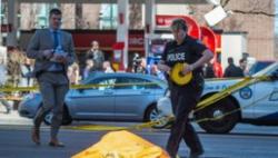 多伦多汽车撞人嫌犯此前无犯罪记录 与恐怖团体无关