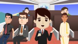 """【微动画】欢迎乘坐""""新丝路""""专列——聚焦上合组织青岛峰会"""