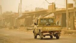 叙利亚军方收复叙伊边境地区大面积土地