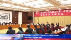 在习近平新时代中国特色社会主义思想指引下—新时代新作为新篇章:海南推动经济高质量发展