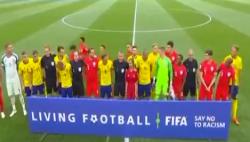 """世界杯战况:""""格子军""""晋级四强 英格兰两记头球淘汰对手"""