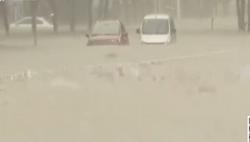 """""""贝碧嘉""""走远:严防山洪地质灾害 抢种短平快农作物"""