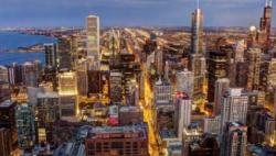 """芝加哥""""血腥周末"""":48小时内46人遭枪击 3人死亡"""