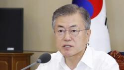 韩总统文在寅:要全面促成离散家属团聚定期化