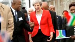 """英首相出访非洲三国 寻找""""迟到的机遇"""""""