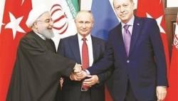俄土伊三国总统磋商叙局势 停火仍难实现