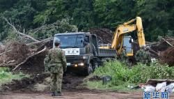 北海道地震死亡人数升至35人 地震影响仍在持续