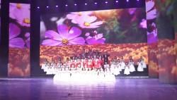 海南举行庆祝教师节文艺晚会 表彰一批优秀教师