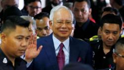 马来西亚前总理纳吉布被逮捕 明日将被提控