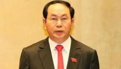 越南国家主席陈大光因病去世