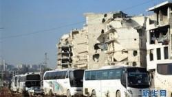叙利亚极端武装似暗示将遵守伊德利卜协议