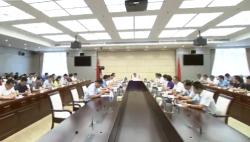刘赐贵在省委组织部干部职工大会上表示:坚决拥护和服从中央决定 推动海南党建和组织工作再上新台阶