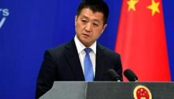 """美國領導人稱美國""""重建""""了中國 外交部駁斥"""