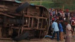 肯尼亞發生一起交通事故 導致至少42人死亡
