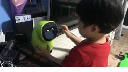 """【中國那些事兒】育兒更輕松!美媒:人工智能悄然改變中國人的""""養娃""""方式"""