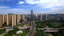 """重庆渝北—— """"创新生态圈""""驱动发展(庆祝改革开放40年·百城百县百企调研行)"""