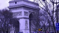 目击巴黎新一轮大规模示威:气氛相对缓和 政府控制局面