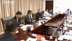 沈晓明主持召开省政府专题会议时强调 要把海南岛建设成为全国最讲诚信的地方