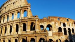 反对反移民法令 意大利首都罗马爆发示威