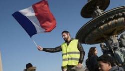 """国际观察:""""黄马甲""""运动满三月 法国政府何时走出困境"""