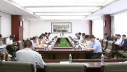 李军主持召开专题会议 部署推进海南农村土地制度改革试点工作