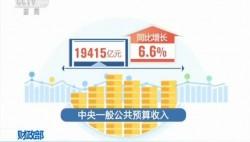 財政部:今年前2個月財政收入同比增長7%