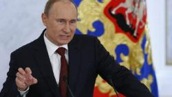 普京說俄法應消除兩國關系障礙