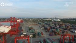 国际陆海贸易新通道支点作用凸显 洋浦港至东盟集装箱航线开航67个班次