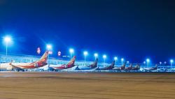 美兰机场开展突发公共安全事件应急演练