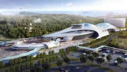 珠海長隆海洋科學館將于年內建成