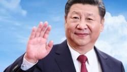 習近平電賀金正恩再次就任朝鮮國務委員會委員長
