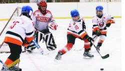 國際高校冰球聯賽舉行