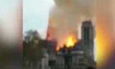 巴黎圣母院大火让人惋惜 骗子蹭热点行骗你要擦亮眼