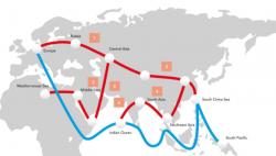 中国与一带一路沿线国家货物贸易额超6万亿美元