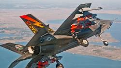 美军首次在中东地区部署F-35A战机