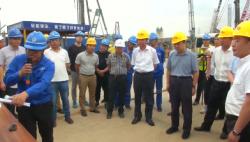 海南省政府派出六个工作组  分赴各市县检查项目建设和走访重点产业骨干企业