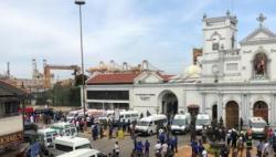 习近平就斯里兰卡发生系列爆炸事件向斯里兰卡总统致慰问电 李克强向斯里兰卡总理致慰问电