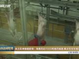 关注非洲猪瘟疫情:海南启动7000吨猪肉储备 解决全省生猪压栏问题
