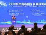 2019自由贸易园区发展国际论坛在琼举行   沈晓明 高燕致辞