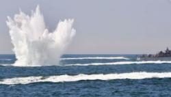 美日韩澳首次在西太平洋海域举行联合军事演习