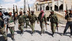 叙利亚政府否认军方使用化学武器