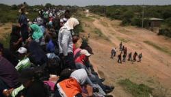 美墨边境非洲移民激增 踏足欧洲的移民显著减少