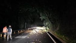 四川长宁6.0级地震:地震致部分道路封闭 正在抢通