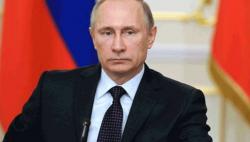 普京:俄罗斯永远不会在南千岛群?#33322;?#19979;国旗