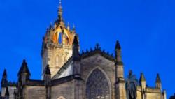"""""""魅力北京""""图片展和公众日活动在英国爱丁堡举行"""