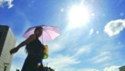 南方地區有分散性強降雨 華北南部黃淮等地有高溫天氣
