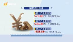 上半年海南经济运行稳中向好 地区生产总值2668.96亿元 同比增长5.3%