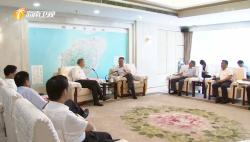 海南省政府与中国铁建签署战略合作协议 沈晓明 陈奋健出席
