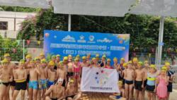 学会游泳技能!全国青少年体育夏令营海南站开营