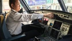 我爱祖国的蓝天做节油环保飞行员—节油达人《阳光南航公约》践行者崔晓朋
